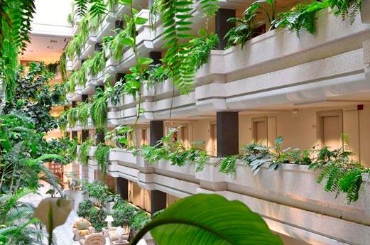 Hotel Arona Gran & Spa voorgevel