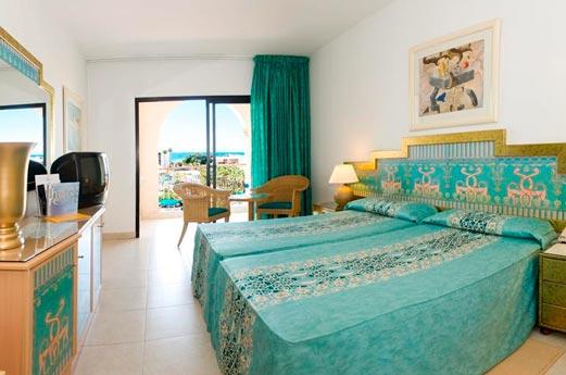 Hotel Bahia Princess hotelkamer
