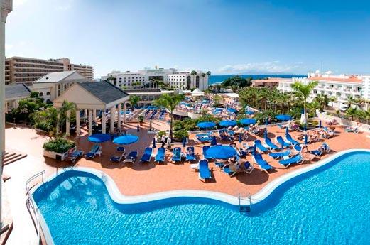 Hotel Bahia Princess zwembad