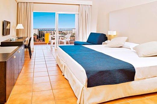 Hotel Best Jacaranda hotelkamer