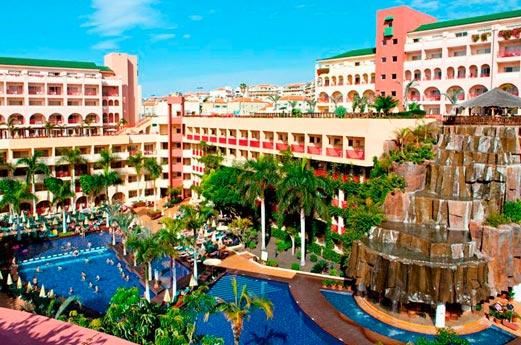 Hotel Best Jacaranda voorgevel