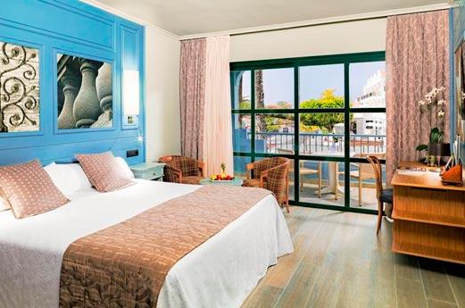 Hotel Colon Guanahani hotelkamer