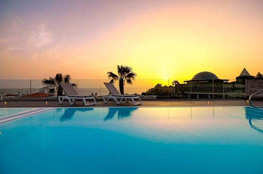 Hotel Colon Guanahani zwembad
