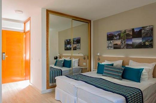 Hotel Coral Dreams hotelkamer