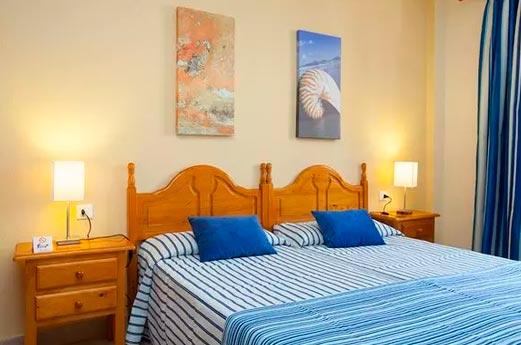 Hotel Globales Tamaimo Tropical hotelkamer