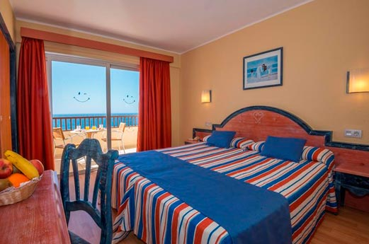 Hotel Hovima Costa Adeje hotelkamer