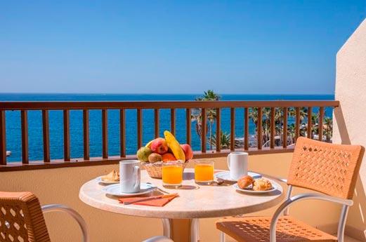 Hotel Hovima Costa Adeje terras