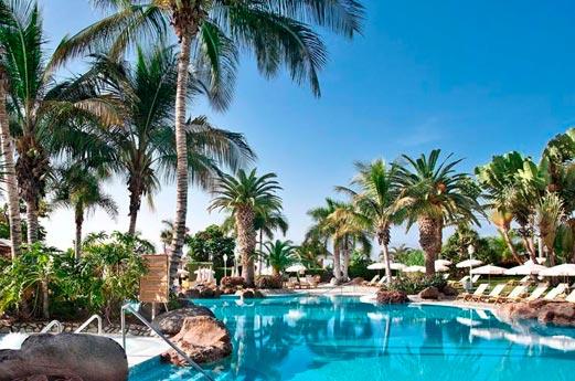 Hotel Jardines de Nivaria zwembad