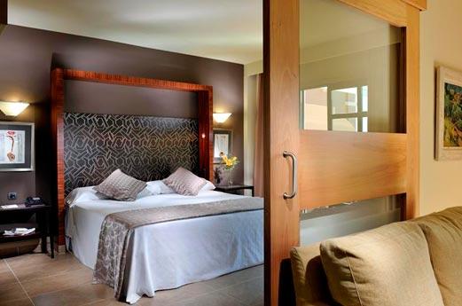 Hotel Jardines de Nivaria hotelkamer