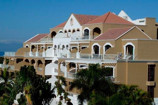 Hotel Jardines de Nivaria voorgevel
