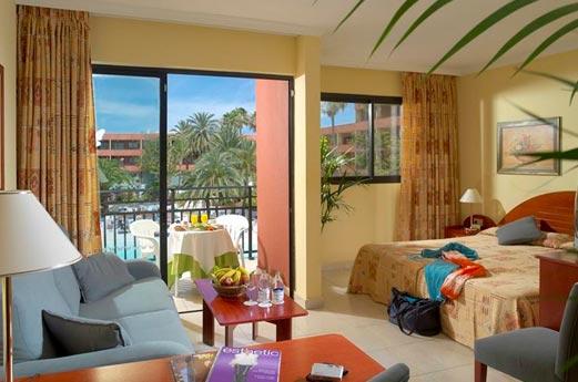 Hotel La Siesta hotelkamer