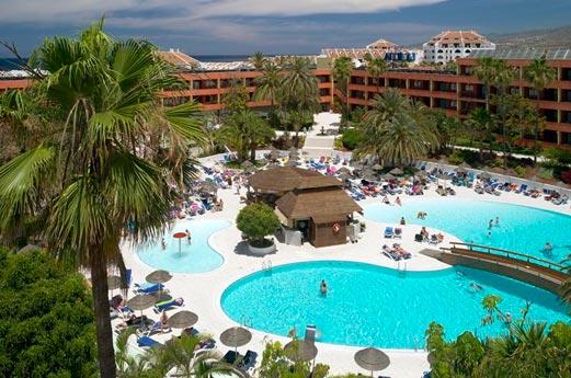 Hotel La Siesta zwembad
