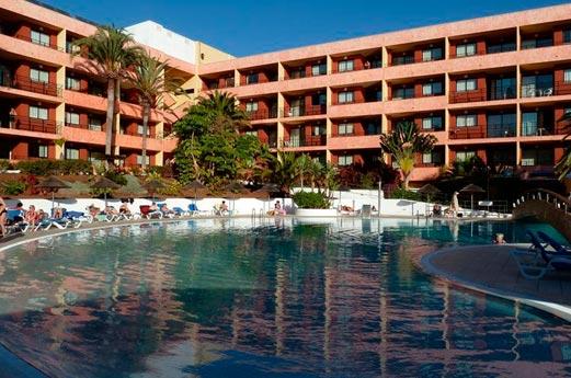 Hotel La Siesta voorgevel
