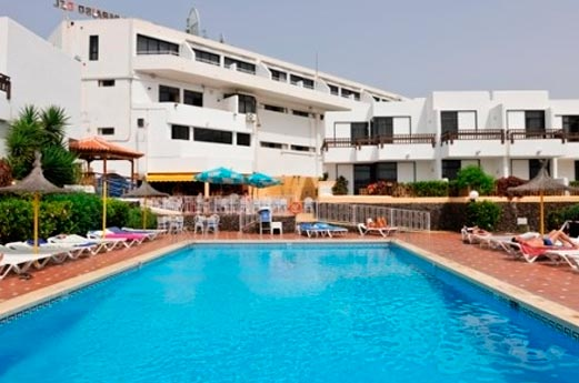 Hotel Paraiso del Sol zwembad