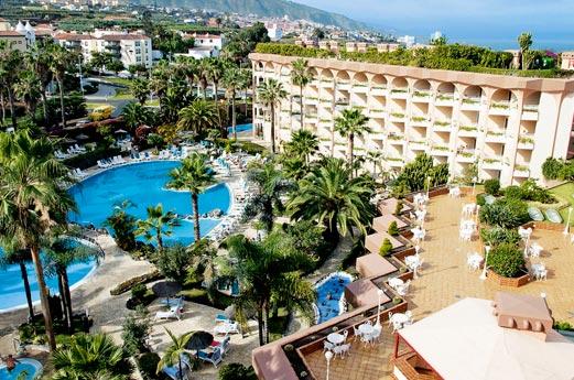 Hotel Puerto Palace zwembad
