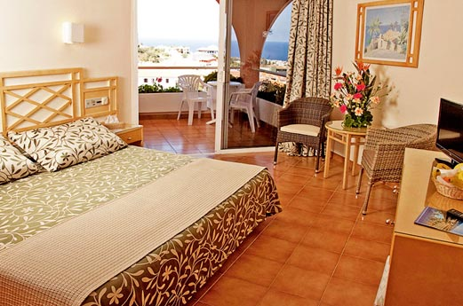 Hotel Puerto Palace hotelkamer