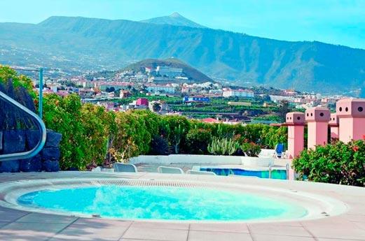 Hotel Puerto Palace jacuzzi