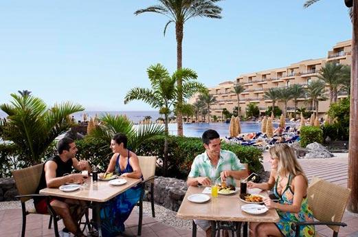 Hotel Riu Buena Vista restaurant