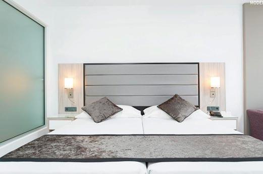 Hotel Riu Palace Tenerife slaapkamer