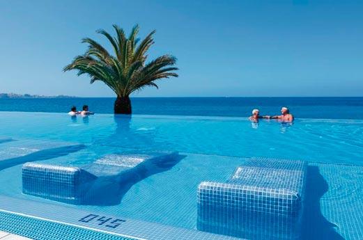 Hotel Riu Palace Tenerife zwembad