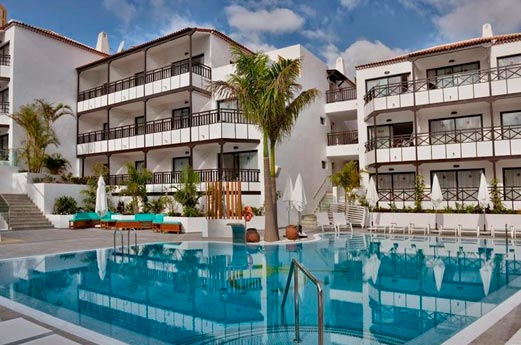 Hotel Scene Vanilla Garden zwembad