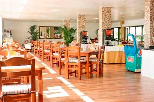 Hotel Paraiso del Sol restaurant
