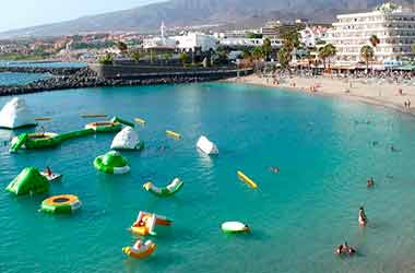 Playa Torviscas zee