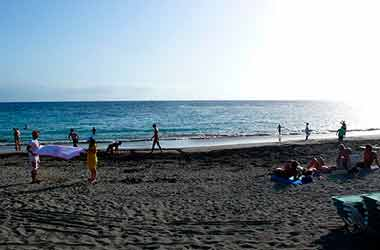 playa fanabe strand