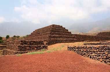 Piramides van Güímar