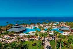 Hotel Riu Palace Tenerife resort